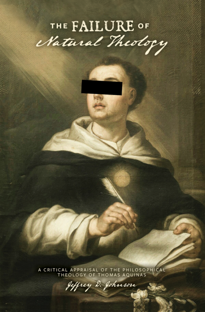 The Failure of Natural Theology book cover